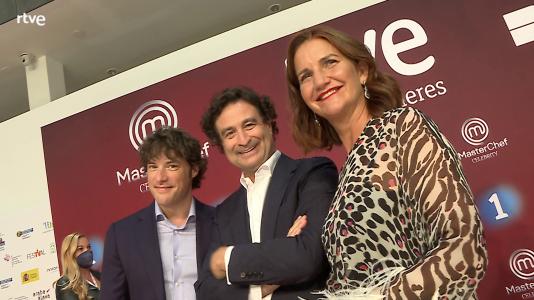RTVE presenta 'MasterChef Celebrity 6'