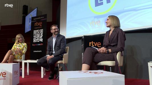 RTVE presenta en Vitoria 'La hora de La 1'