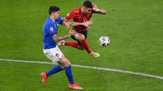 UEFA Nations League 2020 - 1ª semifinal: Italia- España