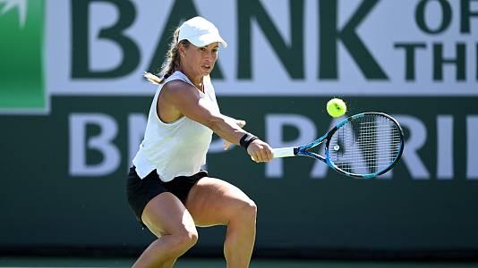 WTA 1000 Torneo Indian Wells: A. Petkovic - Y. Putintseva