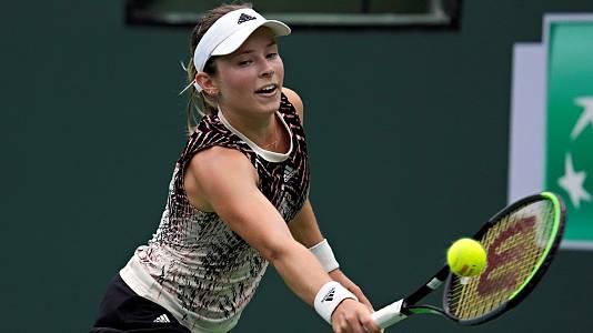WTA 1000 Torneo Indian Wells: Kayie Volynets - Petra Martic