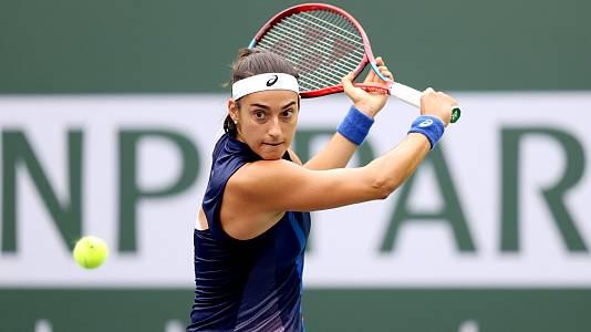 WTA 1000 Torneo Indian Wells: C. Garcia - K. Flipkens