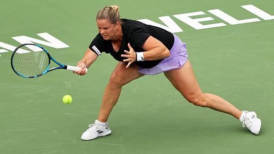 WTA 1000 Torneo Indian Wells: Siniakova - Clijsters