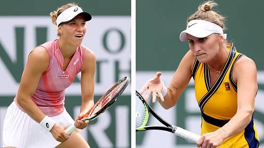 WTA 1000 Torneo Indian Wells: Vondrusova - Golubic