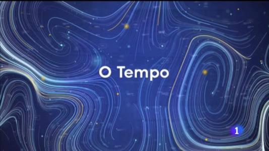 El tiempo en Galicia 08-10-2021