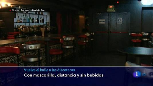 Informativo de Madrid 1 08/10/2021