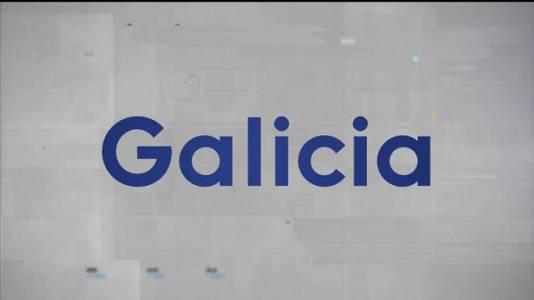 Telexornal Galicia 2 08-10-2021