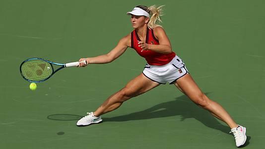 WTA 1000 Torneo Indian Wells: M. Kostyuk - S. Halep