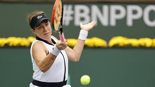 WTA 1000 Torneo Indian Wells: Keys - Pavlyuchenkova