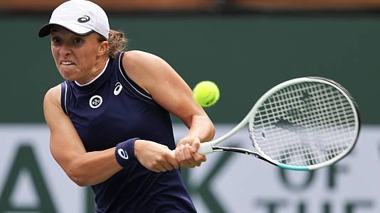 WTA 1000 Torneo Indian Wells: Martic - Swiatek
