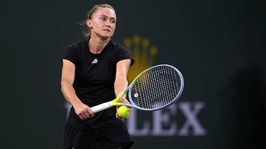 WTA 1000 Torneo Indian Wells: Raducanu - Sasnovich