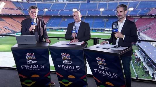 Programa previo UEFA Nations League