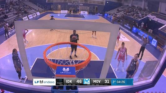 Liga femenina Endesa. 4ª jornada: Idk Euskotren - Movistar E