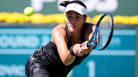 WTA 1000 Torneo Indian Wells: Tomanjovic - Muguruza