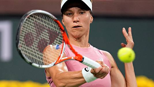 WTA 1000 Torneo Indian Wells: Sakkari - Golubic