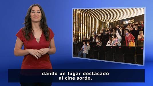 En lengua de signos - 10/10/21