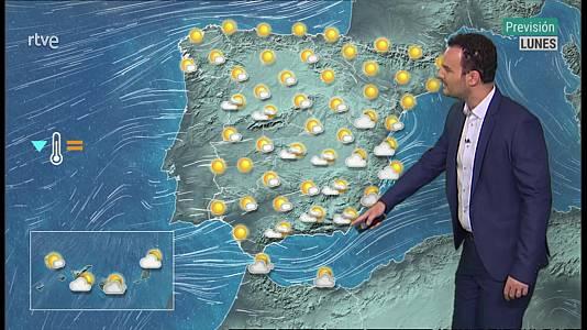 No se descartan chubascos localmente fuertes en litorales de Comunidad Valenciana y Cataluña