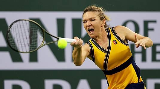 WTA 1000 Torneo Indian Wells: Sasnovich - Halep