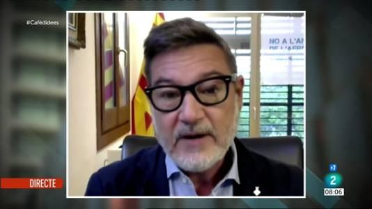Gemma NIerga entrevista Lluís Mijoler