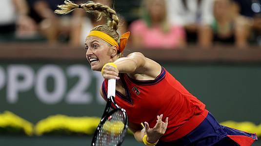 WTA 1000 Torneo Indian Wells: Kvitova - Azarenka