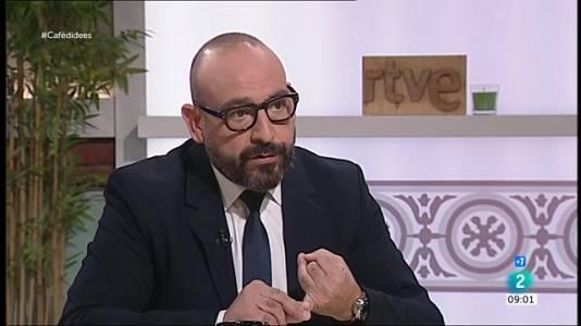 """Jordi Cañas: """"Puigdemont és un actor central, però marginal"""""""