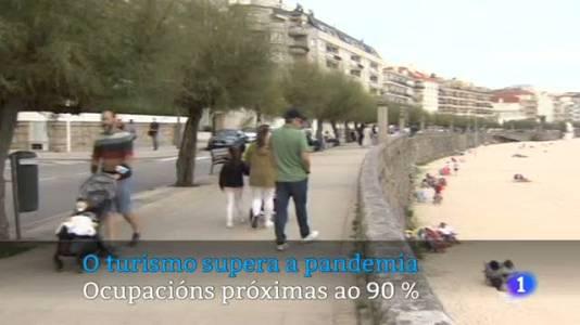 Telexornal Galicia 2 11-10-2021