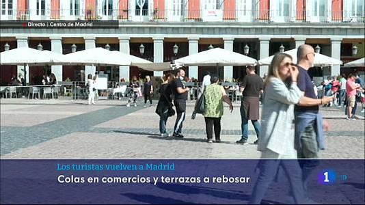 Informativo de Madrid 2 11/10/2021