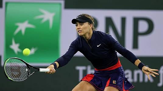 WTA 1000 Torneo Indian Wells: P. Badosa - C. Gauff