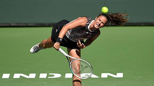 WTA 1000 Torneo Indian Wells: Kerber - Kasatkina