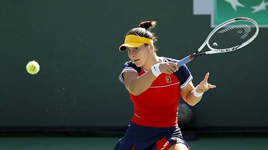 WTA 1000 Torneo Indian Wells: Kontaveit - Andreescu