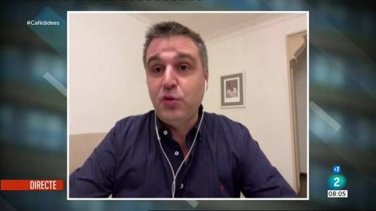 Gemma Nierga entrevista Roger Pallarols