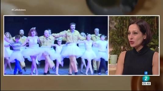 Natalia Millán ens presenta el musical 'Billy Elliot'