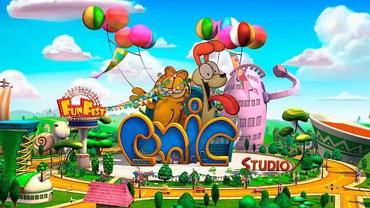 El festival de la diversión de Garfield