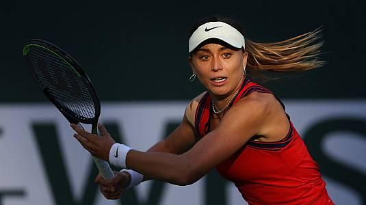 WTA 1000 Torneo Indian Wells: B. Krejcikova - P. Badosa