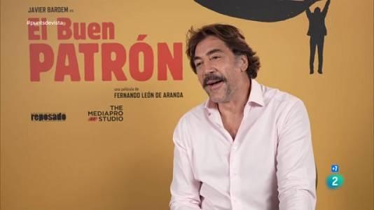 """Bardem i Leon de Aranoa a """"El Buen Patrón"""""""