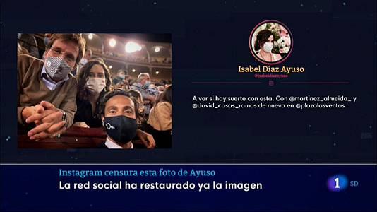 Informativo de Madrid 1 13/10/2021