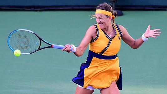 WTA 1000 Torneo Indian Wells 1/4 Final: Azarenka - Pegula