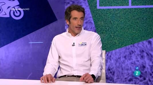 Cristian Llorens, director de la Marató de Barcelona