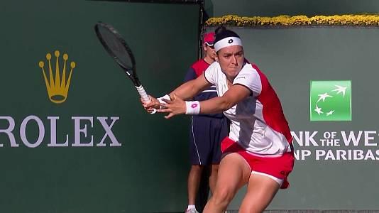 WTA 1000 Torneo Indian Wells 1/4 Final: Kontaveit - Jabeur