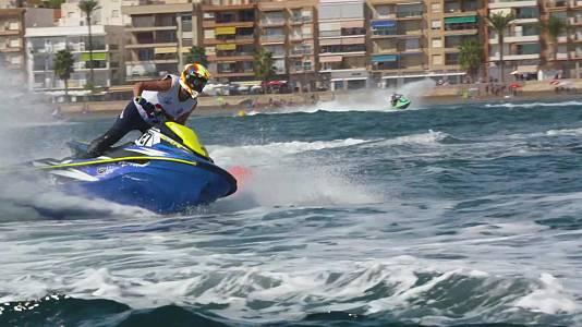 Cto de España motos de agua y Copa del Rey Circuito