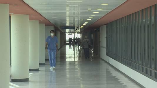 Un estudio revela que hay más coronavirus en los pasillos que en las habitaciones de los hospitales