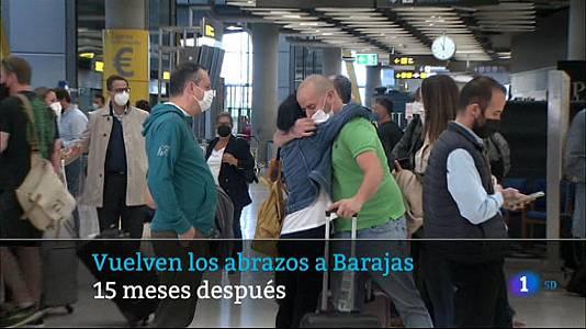 Informativo de Madrid 1 15/10/2021