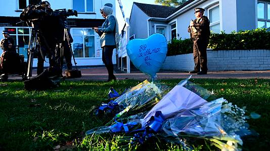 El diputado británico David Amess, asesinado a puñaladas cuando participaba en un acto en su distrito electoral