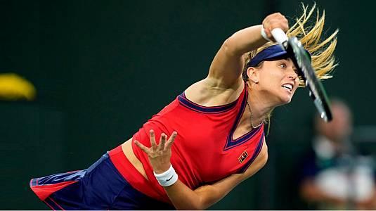 WTA 1000 Torneo Indian Wells. 2ª Semifinal: Jabeur - Badosa