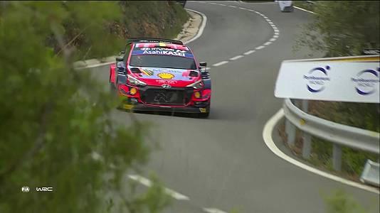 Campeonato del Mundo Rally Cataluña (1)