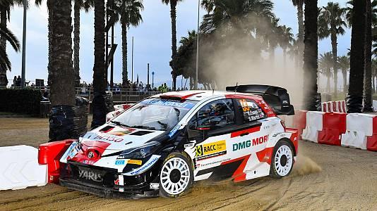 Campeonato del Mundo Rally Cataluña. Resumen 16/10/21