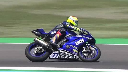 Campeonato del Mundo Superbike. WSBK Supersport 2ª carrera
