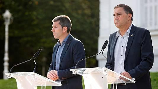 Las principales asociaciones de víctimas de ETA ven con escepticismo las palabras de Otegi
