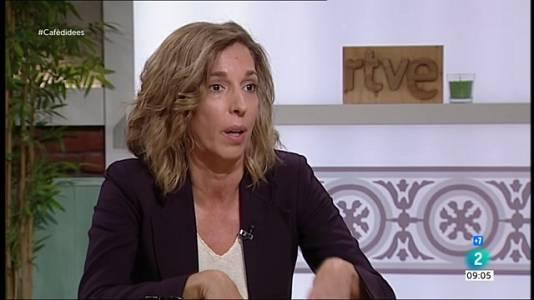 """Àngels Chacón: """"Segurament el PDeCAT mutarà de nom"""""""