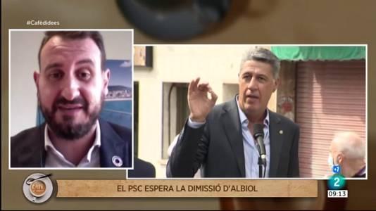 """Guijarro: """"Obrim contactes per fer una moció de censura"""""""